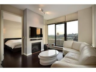 """Photo 2: 602 2345 MADISON Avenue in Burnaby: Brentwood Park Condo for sale in """"OMA"""" (Burnaby North)  : MLS®# V916643"""