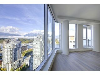 Photo 4: 2201 1499 PENDER Street W in Vancouver West: Coal Harbour Home for sale ()  : MLS®# V1088176