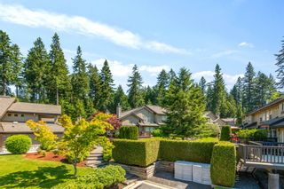 """Photo 18: 15 1550 LARKHALL Crescent in North Vancouver: Northlands Townhouse for sale in """"NAHANEE WOODS"""" : MLS®# R2594601"""