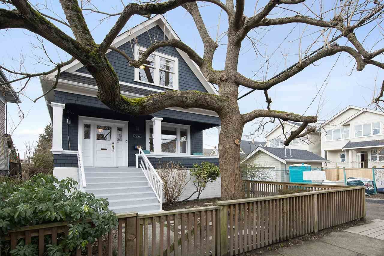 Main Photo: 1331 SALSBURY Drive in Vancouver: Grandview Woodland House for sale (Vancouver East)  : MLS®# R2541515
