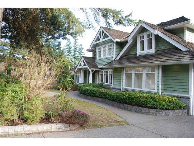 Main Photo: 967 Dempsey Road in NORTH VANCOUVER: Braemar House for sale (North Vancouver)  : MLS®# V1108582