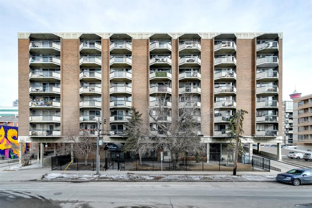 Main Photo: 803 340 14 Avenue SW in Calgary: Beltline Apartment for sale : MLS®# A1077452