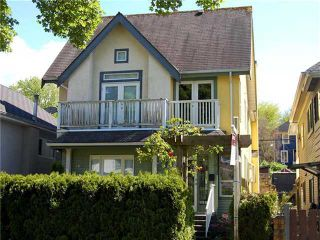 Photo 1: 2040 VENABLES ST in Vancouver: Grandview VE Condo for sale (Vancouver East)  : MLS®# V1064283