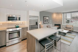 """Photo 8: 501 1255 MAIN Street in Vancouver: Mount Pleasant VE Condo for sale in """"STATION PLACE by BOSA"""" (Vancouver East)  : MLS®# R2213823"""