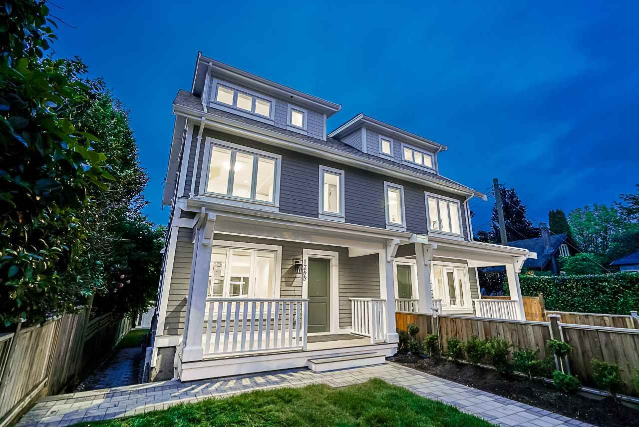 Main Photo: 1265 E 20TH Avenue in Vancouver: Knight 1/2 Duplex for sale (Vancouver East)  : MLS®# R2387531