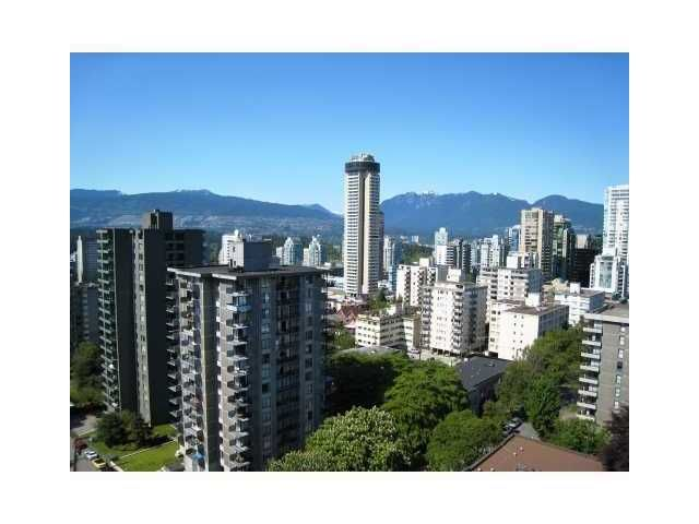 """Main Photo: 701 1277 NELSON Street in Vancouver: West End VW Condo for sale in """"THE JETSON BUILDING"""" (Vancouver West)  : MLS®# V821843"""