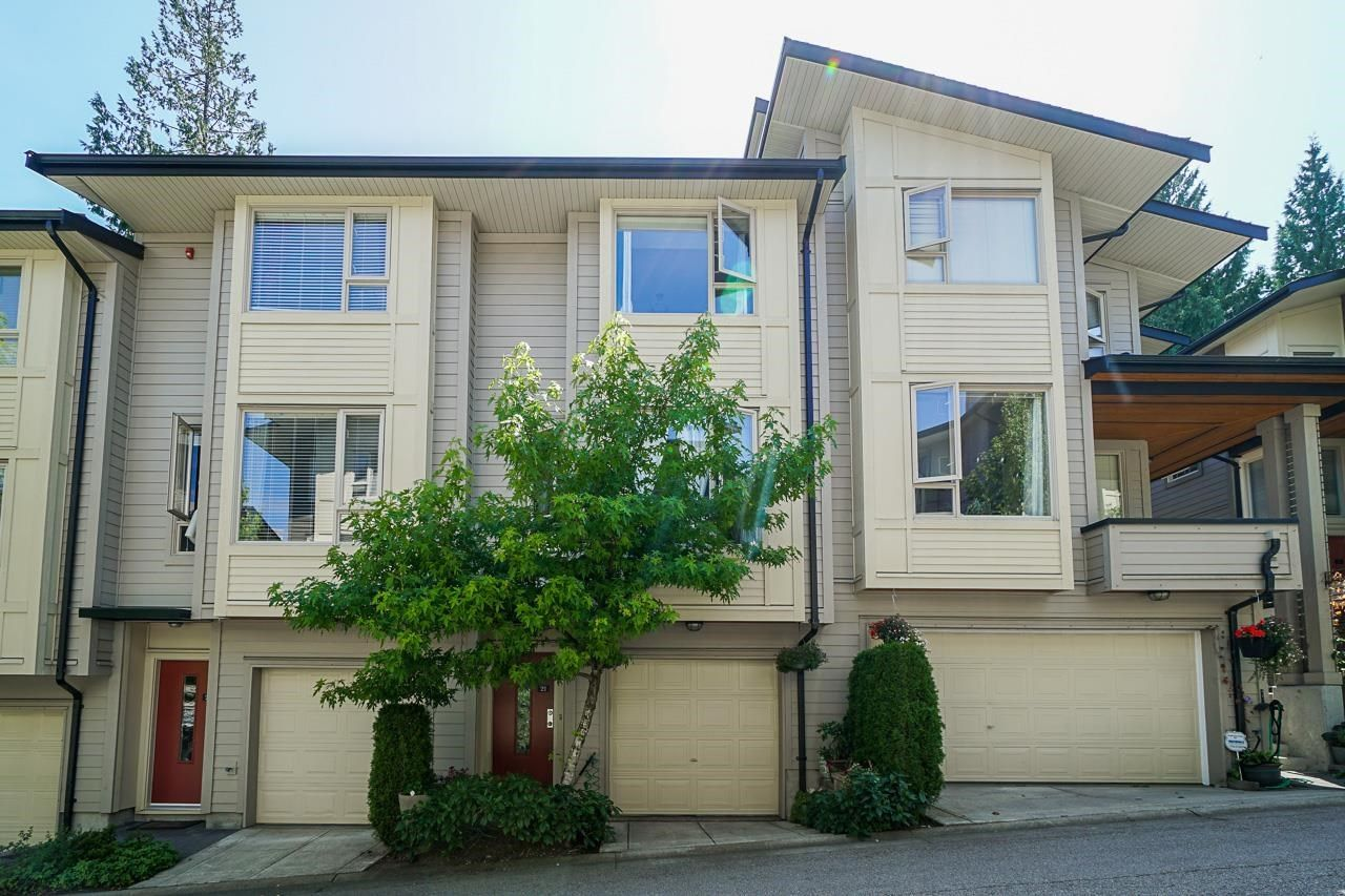 """Main Photo: 21 9229 UNIVERSITY Crescent in Burnaby: Simon Fraser Univer. Townhouse for sale in """"SERENITY"""" (Burnaby North)  : MLS®# R2602997"""