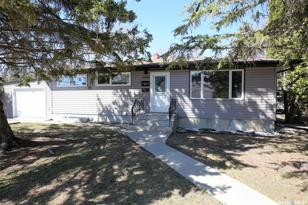 Main Photo: 5910 5th Avenue in Regina: Mount Royal RG Residential for sale : MLS®# SK841555