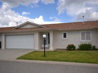 Photo 25: 73 1950 BRAEVIEW PLACE in : Aberdeen Townhouse for sale (Kamloops)  : MLS®# 146777