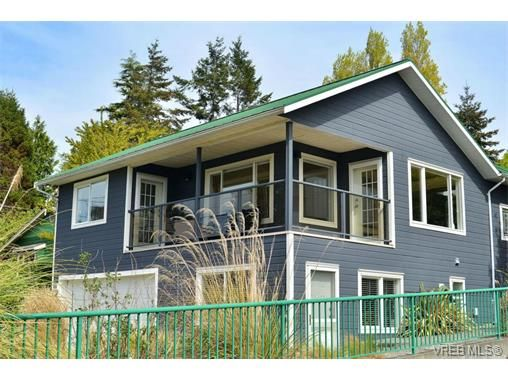 Main Photo: 445 Constance Ave in VICTORIA: Es Saxe Point House for sale (Esquimalt)  : MLS®# 728059