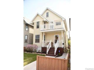 Photo 1: 288 Traverse Avenue in WINNIPEG: St Boniface Residential for sale (South East Winnipeg)  : MLS®# 1602736