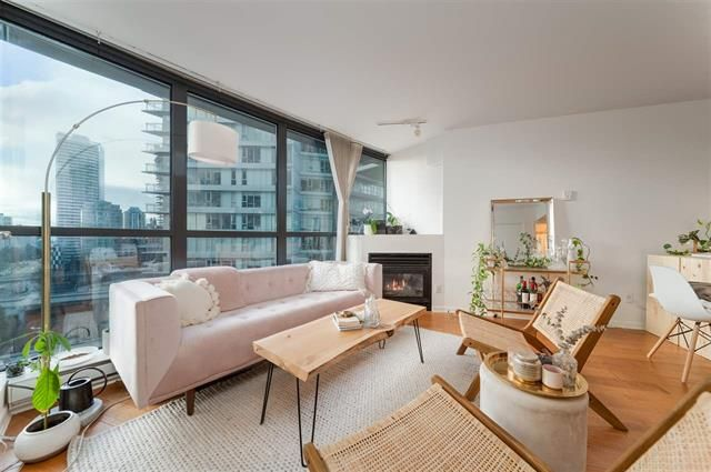Main Photo: 1606 501 Pacific Street in Vancouver: Downtown VE Condo for sale (Vancouver West)  : MLS®# R2585299