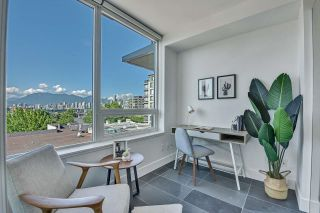 """Photo 23: 508 1675 W 8TH Avenue in Vancouver: Kitsilano Condo for sale in """"Camera by Intracorp"""" (Vancouver West)  : MLS®# R2604147"""