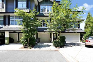 """Main Photo: 50 18199 70 Avenue in Surrey: Cloverdale BC Townhouse for sale in """"Augusta"""" (Cloverdale)  : MLS®# R2598688"""