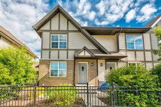 Photo 3: 108 Cranford Court SE in Calgary: Cranston Row/Townhouse for sale : MLS®# A1122061