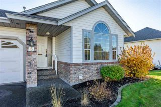 """Photo 2: 6 33922 KING Road in Abbotsford: Poplar Townhouse for sale in """"Kingsview Estates"""" : MLS®# R2420349"""