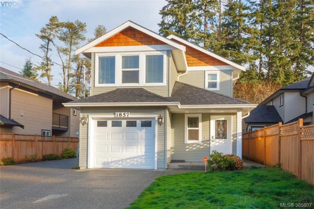 Main Photo: 1857 Tominny Rd in SOOKE: Sk Whiffin Spit Half Duplex for sale (Sooke)  : MLS®# 775199