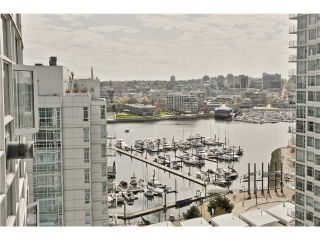 "Photo 19: 1708 198 AQUARIUS Mews in Vancouver: Yaletown Condo for sale in ""AQUARIUS 2"" (Vancouver West)  : MLS®# V1059112"