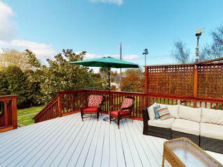 Photo 34: 2162 Allenby St in : OB Henderson House for sale (Oak Bay)  : MLS®# 871196