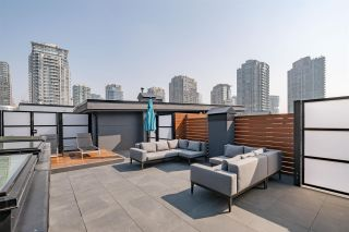 "Photo 20: 207 1066 HAMILTON Street in Vancouver: Yaletown Condo for sale in ""NEW YORKER"" (Vancouver West)  : MLS®# R2565186"