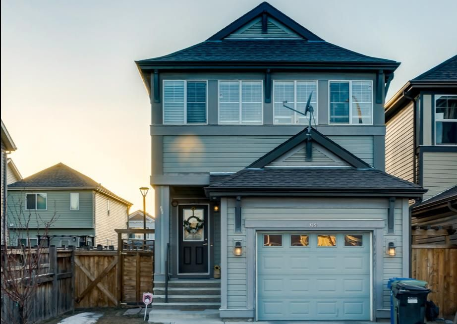 Main Photo: 269 Auburn Meadows Boulevard SE in Calgary: Auburn Bay Detached for sale : MLS®# A1082389