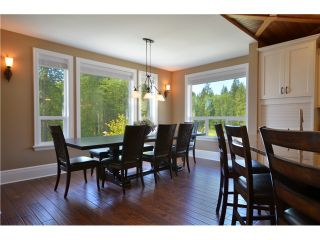 """Photo 5: 3366 RED ALDER Place in Coquitlam: Burke Mountain House for sale in """"BIRCHWOOD ESTATES"""" : MLS®# V950690"""