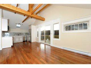 Photo 9: 1421 Walnut Street in Vancouver West: Kitsilano Triplex for sale : MLS®# V1037289