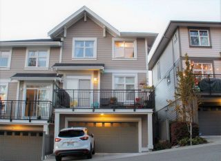 """Photo 3: 35 3400 DEVONSHIRE Avenue in Coquitlam: Burke Mountain Townhouse for sale in """"COLBORNE LANE BY POLYGON"""" : MLS®# R2514566"""