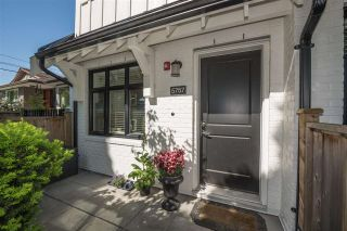 "Photo 19: 5757 ST. GEORGE Street in Vancouver: Fraser VE Townhouse for sale in ""ST. GEORGE"" (Vancouver East)  : MLS®# R2172060"