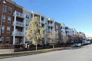 Main Photo: 1416 5605 Henwood Street SW in Calgary: Garrison Green Apartment for sale : MLS®# A1058689