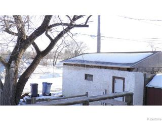 Photo 20: 1170 Somerville Avenue in WINNIPEG: Manitoba Other Residential for sale : MLS®# 1604854