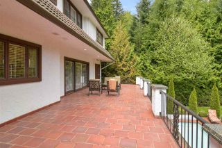 Photo 37: 1249 CHARTWELL PLACE in West Vancouver: Chartwell House for sale : MLS®# R2585385