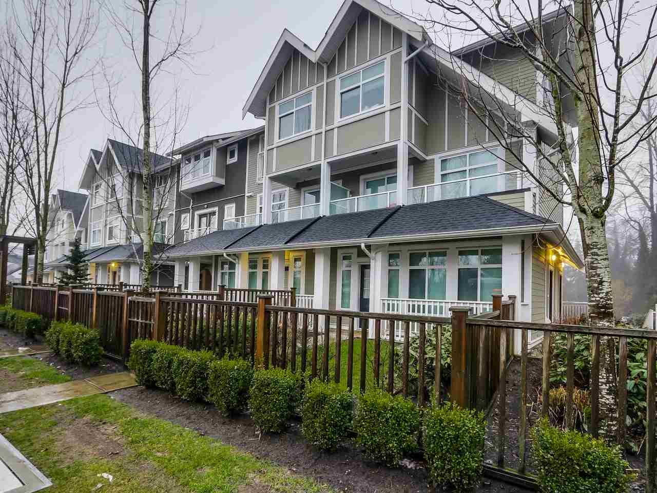 """Main Photo: #42 - 6965 Hastings St, in Burnaby: Sperling-Duthie Townhouse for sale in """"Cassia"""" (Burnaby North)  : MLS®# R2029116"""