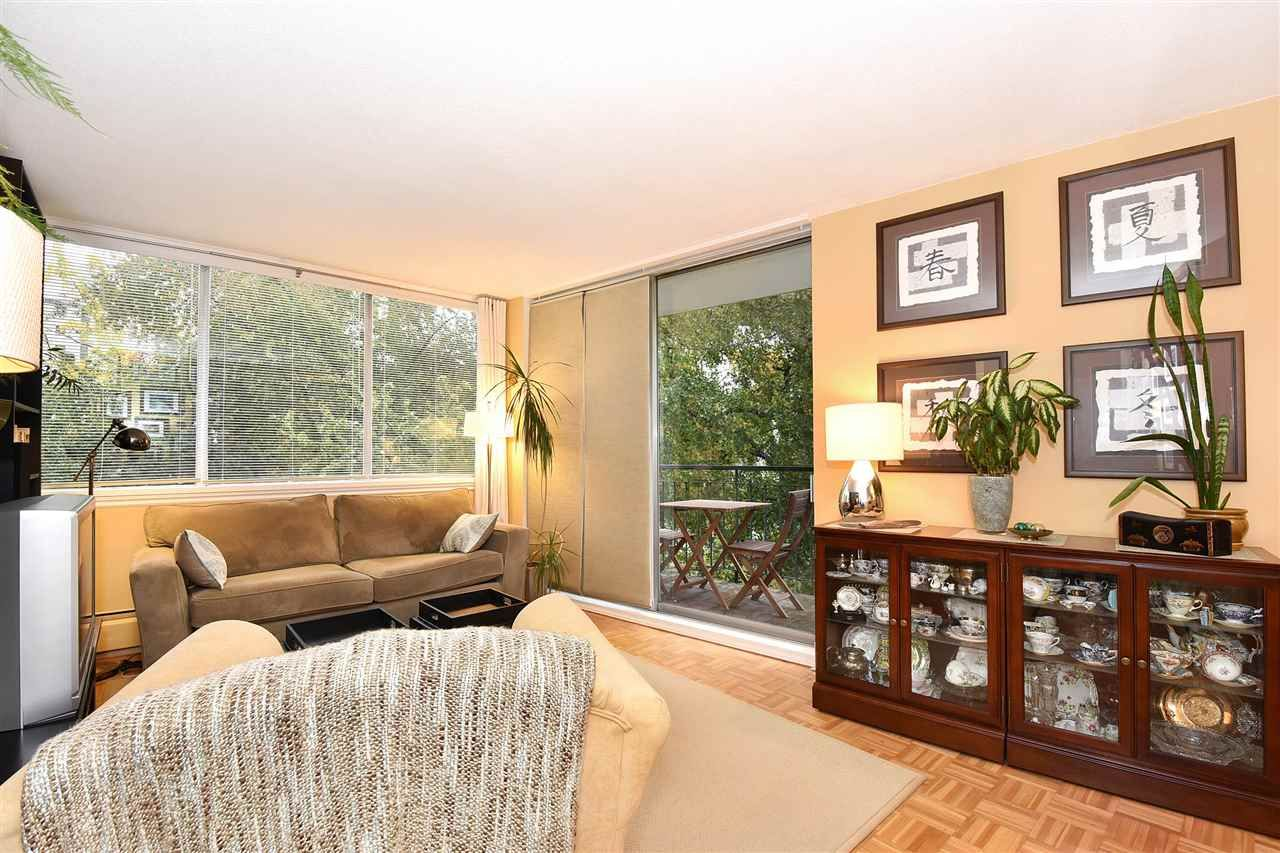 Main Photo: 308 1251 CARDERO STREET in Vancouver: West End VW Condo for sale (Vancouver West)  : MLS®# R2124911