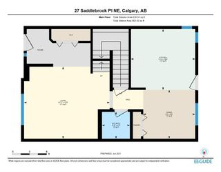 Photo 41: 27 Saddlebrook Place NE in Calgary: Saddle Ridge Semi Detached for sale : MLS®# A1122360