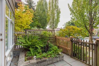 "Photo 25: 101 4272 ALBERT Street in Burnaby: Vancouver Heights Condo for sale in ""Cranberry Commons"" (Burnaby North)  : MLS®# R2499525"