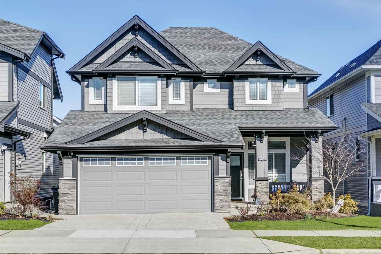 """Main Photo: 20365 83A Avenue in Langley: Willoughby Heights House for sale in """"Willoughby West by Foxridge"""" : MLS®# R2437280"""