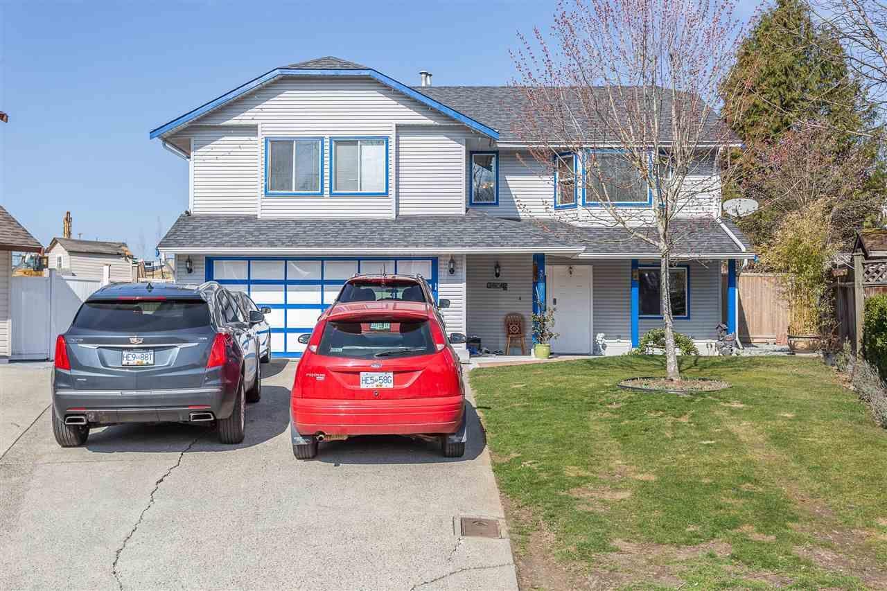 "Main Photo: 30929 GARDNER Avenue in Abbotsford: Abbotsford West House for sale in ""GARDNER"" : MLS®# R2476312"