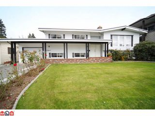 Photo 1: 2264 OTTER Street in Abbotsford: Abbotsford West House for sale : MLS®# F1025544
