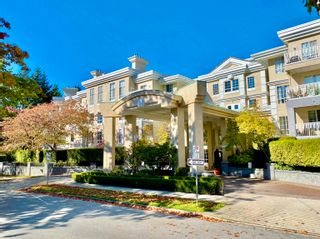"""Main Photo: 211 5835 HAMPTON Place in Vancouver: University VW Condo for sale in """"St. James House"""" (Vancouver West)  : MLS®# R2625395"""