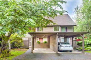 """Photo 3: 8122 FOREST GROVE Drive in Burnaby: Forest Hills BN Townhouse for sale in """"THE HENLEY ESTATES"""" (Burnaby North)  : MLS®# R2288283"""