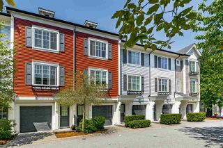 """Photo 1: 70 3010 RIVERBEND Drive in Coquitlam: Coquitlam East Townhouse for sale in """"WESTWOOD"""" : MLS®# R2581302"""