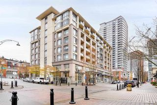 """Photo 1: 402 121 BREW Street in Port Moody: Port Moody Centre Condo for sale in """"ROOM"""" : MLS®# R2581477"""