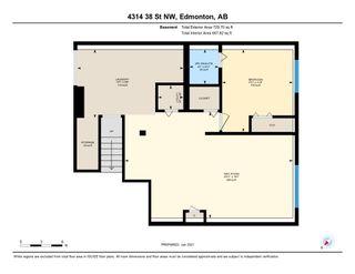 Photo 37: 4314 38 Street in Edmonton: Zone 29 House for sale : MLS®# E4225194