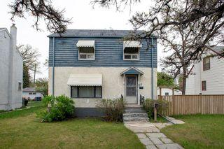 Photo 1: 148 Kenaston Boulevard in Winnipeg: River Heights Residential for sale (1C)  : MLS®# 202111736