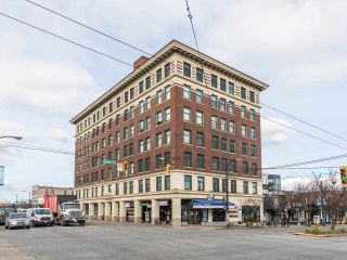 """Main Photo: 405 175 E BROADWAY in Vancouver: Mount Pleasant VE Condo for sale in """"Lee Building"""" (Vancouver East)  : MLS®# R2559841"""
