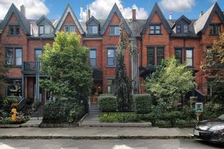 Photo 1: 401 E Wellesley Street in Toronto: Cabbagetown-South St. James Town House (3-Storey) for sale (Toronto C08)  : MLS®# C5385761
