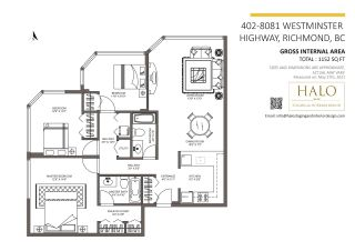 Photo 29: 402 8081 WESTMINSTER Highway in Richmond: Brighouse Condo for sale : MLS®# R2587360