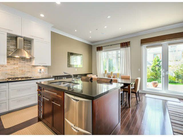 """Photo 5: Photos: 44 3109 161ST Street in Surrey: Grandview Surrey Townhouse for sale in """"WILLS CREEK"""" (South Surrey White Rock)  : MLS®# F1417405"""