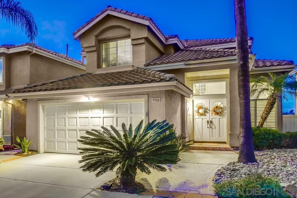 Main Photo: RANCHO PENASQUITOS House for sale : 4 bedrooms : 9308 Chabola Road in San Diego